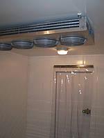 Холодильная камера для хранения, охлаждения и заморозки курицы (птицы)