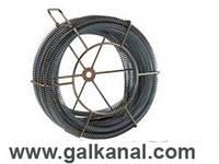 Стандартная спираль  для прочистки канализации, фото 1