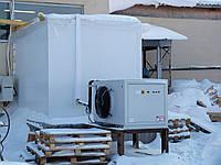 Холодильная камера для хранения и заморозки грибов