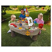 Пиратский корабль для детей  Little Tikes