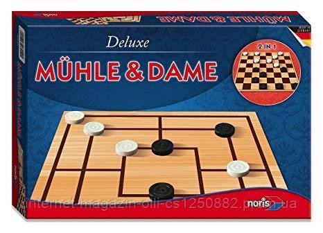Настольная игра Muhle & Dame