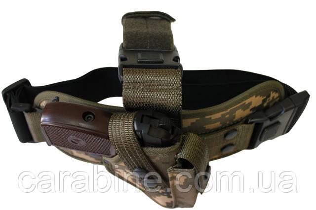 Тактическая набедренная кобура для пистолета Макарова