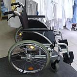 Стандартная Инвалидная Коляска SunRise Medical Breezy UniX Portable Wheelchair, фото 5