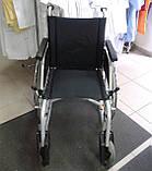 Стандартная Инвалидная Коляска SunRise Medical Breezy UniX Portable Wheelchair, фото 7