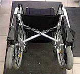 Стандартная Инвалидная Коляска SunRise Medical Breezy UniX Portable Wheelchair, фото 8