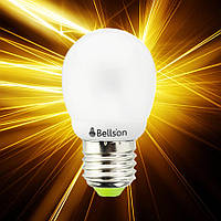 Светодиодная лампа Bellson BL-E27/3W-200/G45/O, фото 1
