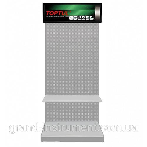 Стенд выставочный, часть3 (верхняя панель с логотипом)  TOPTUL TDAG2592