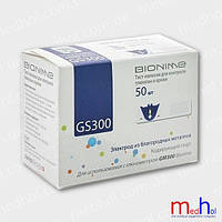 Тест-полоски Бионайм GS300 50 шт
