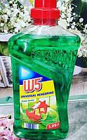Средство для мытья пола универсальное W5 Зеленый лес, 1.25 л