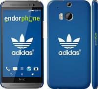"""Чехол на HTC One M8 dual sim Adidas 5 """"999c-55"""""""