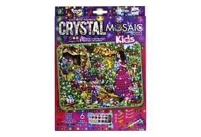 Набор Мозаика из кристаллов Cristal Mosaic Kids 07 Danko Toys