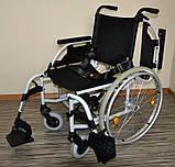 Стандартная Инвалидная Коляска SunRise Medical Breezy UniX Portable Wheelchair, фото 3