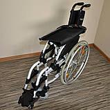 Стандартная Инвалидная Коляска SunRise Medical Breezy UniX Portable Wheelchair, фото 4