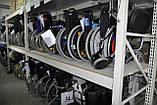 Стандартная Инвалидная Коляска SunRise Medical Breezy UniX Portable Wheelchair, фото 9