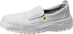 Робочі туфлі без шнурків ESD