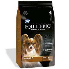 Сухой корм Equilibrio (Эквилибрио) Dog корм для пожилых или малоактивных собак мини и малых пород (курица)