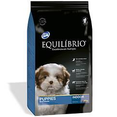 Сухой корм Equilibrio (Эквилибрио) Puppies Small Breed корм для щенков мелких пород (курица) 7,5 кг