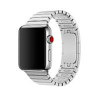 Ремешок Link Bracelet для Apple Watch 40 mm Silver 87014, КОД: 382124