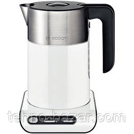 Электрический чайник Bosch TWK8611P 2400 Вт поддержка температуры 70,80,90,100 С