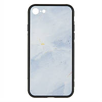 Чехол iPaky Print Series для iPhone 6 Plus White Marmor 00000066479, КОД: 321554