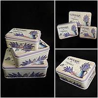 Красивая подарочная коробочка, материал - жесть, 12х8.5х4 см., 55 гр.