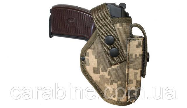 Кобура на пояс для пистолета Макарова