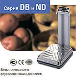 Весы напольные CAS DB-150H, фото 2