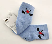 Детские носки 0 до 1 года для мальчика Турция на новорожденного теплые, фото 1
