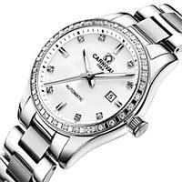 Женские механические часы Carnival Luiza с автоподзаводом, 25 камней