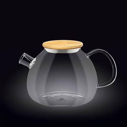 Заварювальний чайник з фільтром Wilmax Thermo 1200мл WL-888824, фото 2