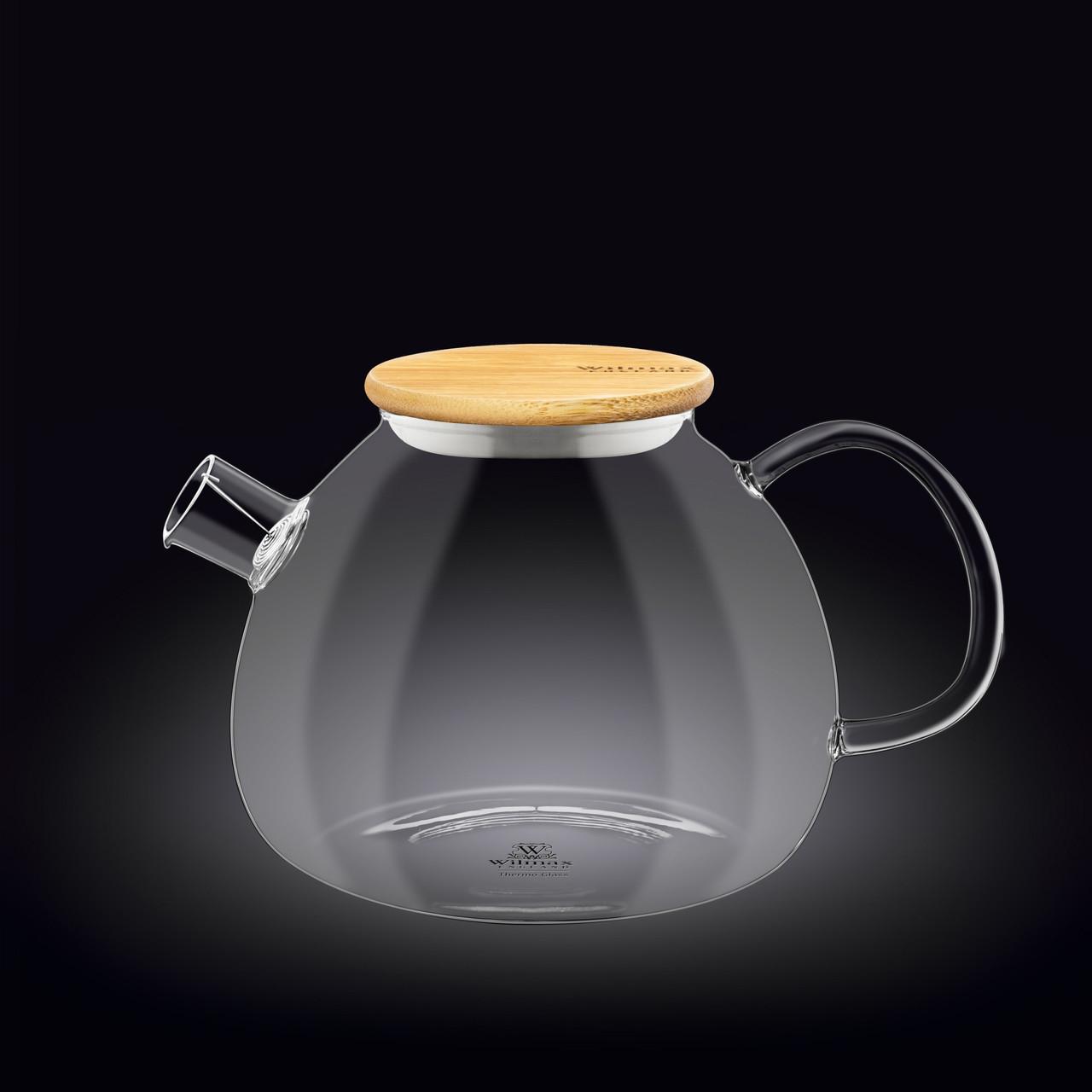 Заварювальний чайник з фільтром Wilmax Thermo 1200мл WL-888824