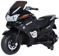 Детский электромотоцикл BMW 118, черный