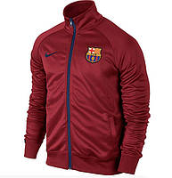 Олимпийка  2015-2016 BARCELONA NIKE CORE TRAINER JACKET