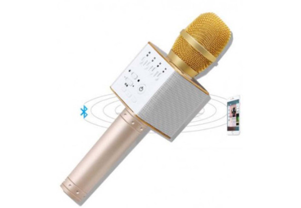 Микрофон MicGeek Q9 портативный