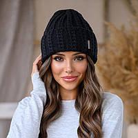 "Женская шапка LaVisio ""Симона"" 461-002 черный"