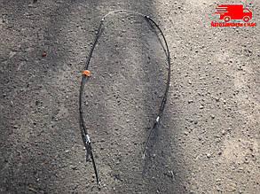 Трос ручного тормоза ВАЗ 2101, 2102, 2103, 2104, 2105, 2106, 2107 (Трос-Авто). 2101-3508180. Ціна з ПДВ.