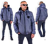 Зимняя куртка мужская разные расцветки, с 44 по 56 размер