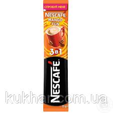"Напій ""Nescafe"" 3в1 Манго 13г (уп.20шт)"