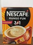 """Напій """"Nescafe"""" 3в1 Манго 13г (уп.20шт), фото 2"""