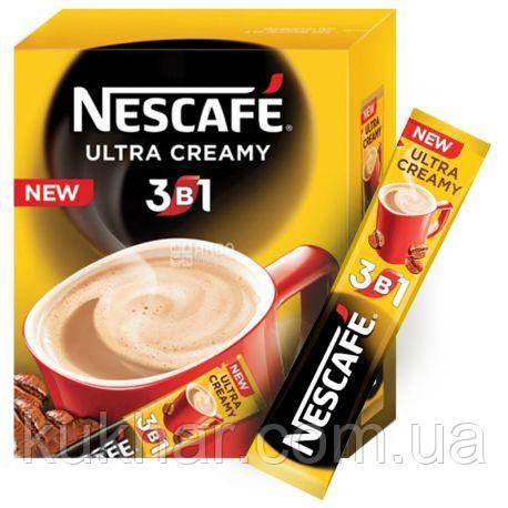"Напій ""Nescafe"" 3в1 Крему 13г (уп.20шт)"