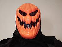 Маска Тыква на Хэллоуин, фото 1