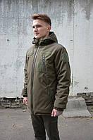 Зимняя Куртка Softshell (Софтшел) Олива.