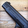 Набор пистолет пневматический SAS P 210 Blowback + баллоны + шарики BB (металл), фото 6