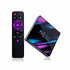 H96 Max 2/16 | RK3318 | Android 9.0 | Андроід ТВ Приставка | Smart TV Box (+ Налаштування), фото 3