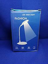 LED лампа настольная WS-L601 800mAh 1.5W White, фото 3