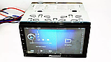 Pioneer Pi-707 Android 8.1, 2Din 4Ядра, GPS, WiFi, фото 3