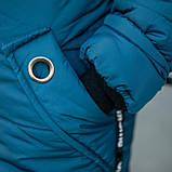 """Зимняя курточка для мальчика на флисовой подкладке """"Суприм"""", фото 7"""