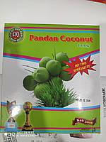 Кокосовые фруктовые натуральные конфеты 500г из Листьев желе