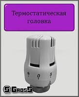 Термостатическая головка Gross TRV-01 M30х1,5 с жидкостным датчиком