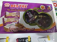 Кокосовые натуральные конфеты Bentre 250г c Таро